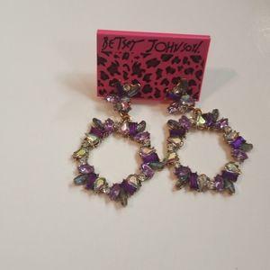 NTW Beautiful Amethyst Earrings